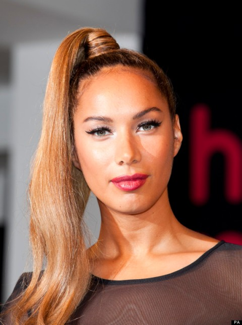Leona Lewis Album Signing - London