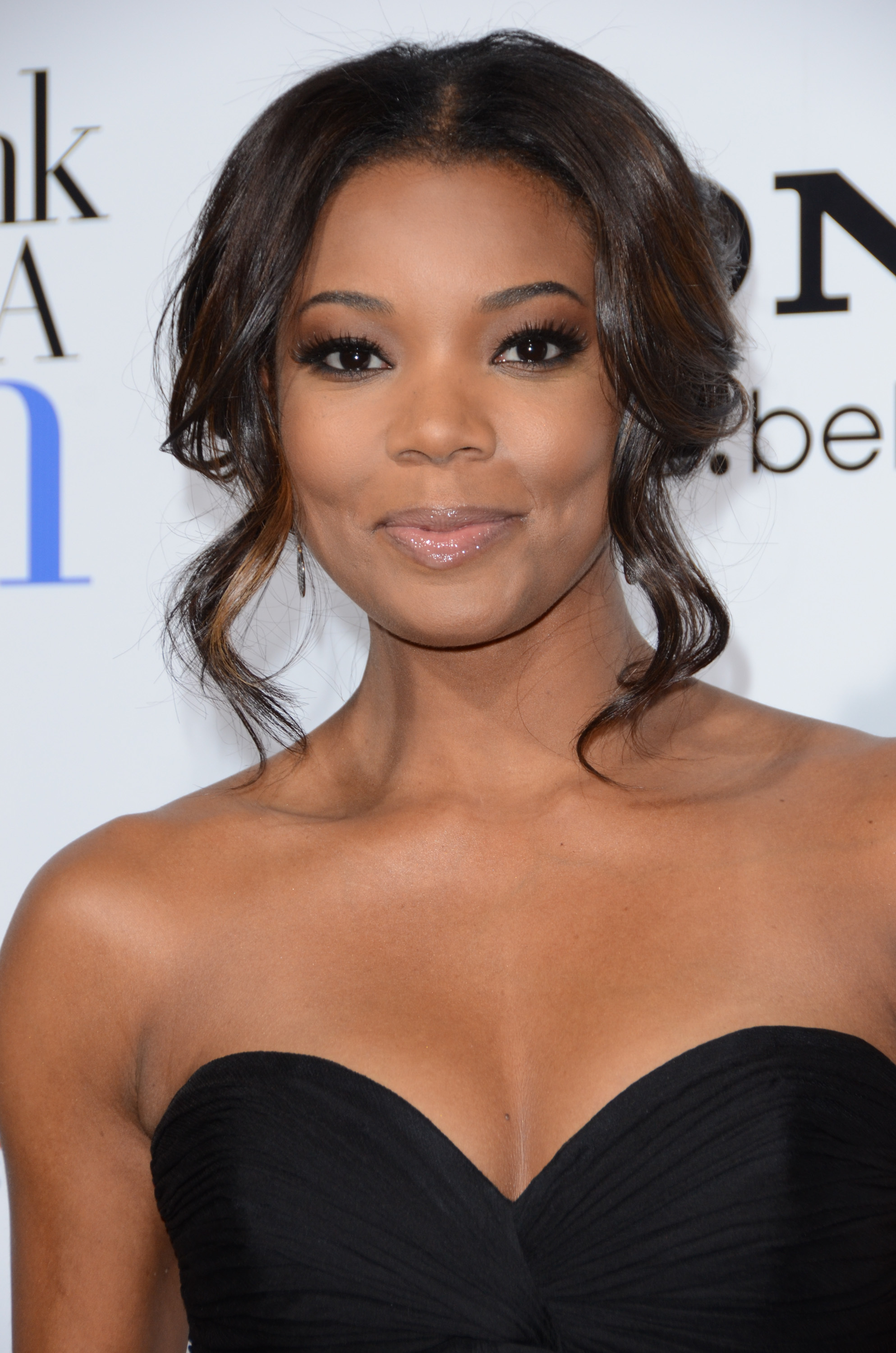Gabrielle Union Covers Hype Hair Magazine S March 2015 Issue