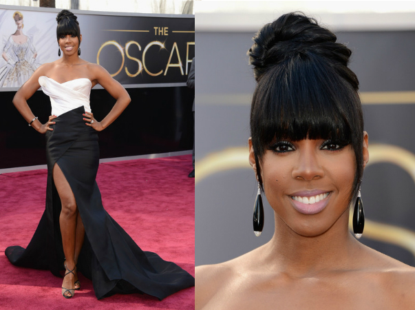 GET THE LOOK: THE OSCARS ROUND UP